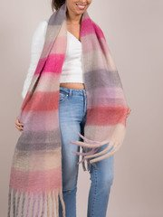 Molly Scarf Pink