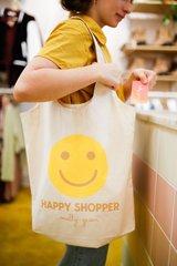 Happy Shopper Tote