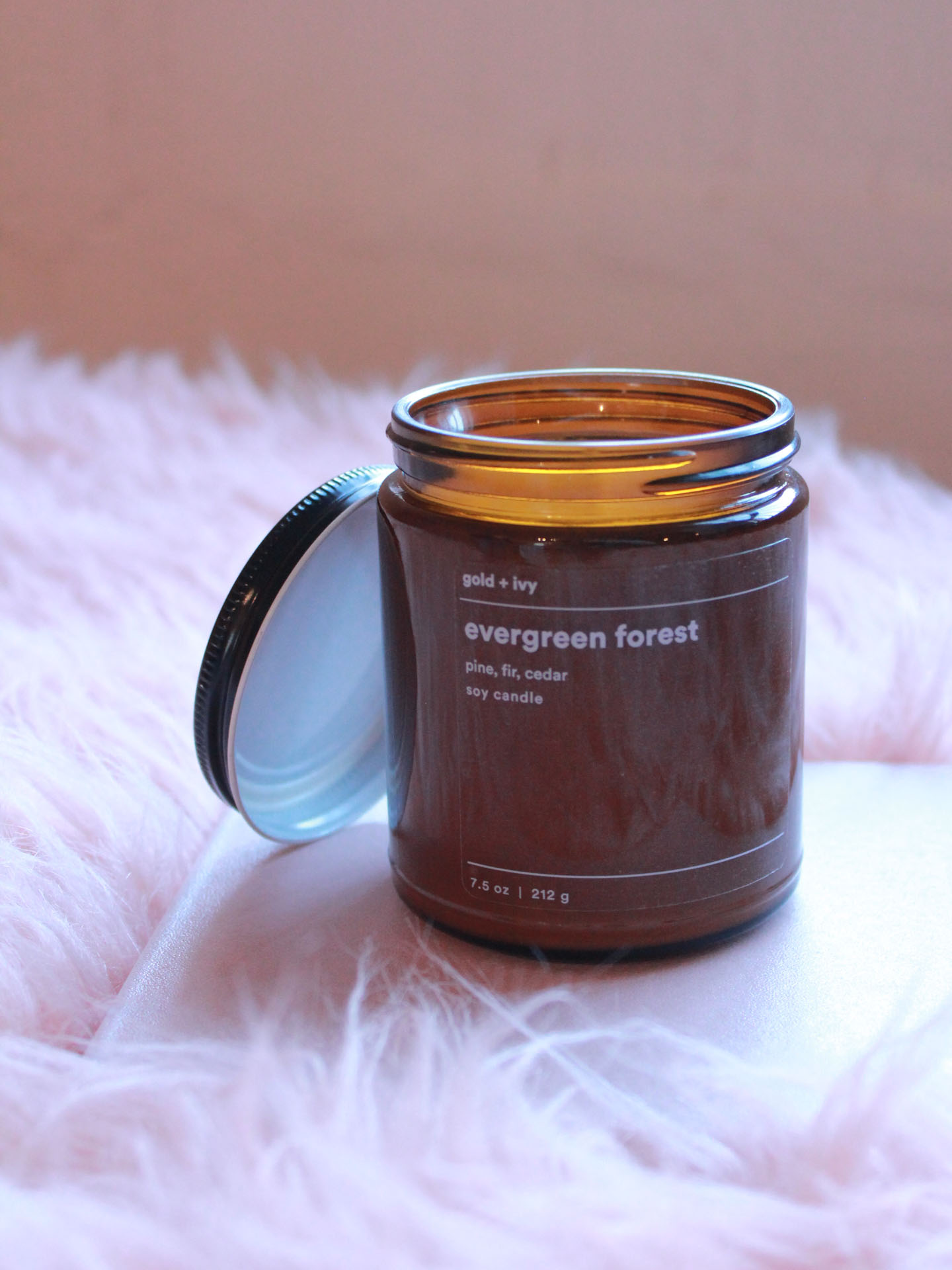 Evergreen Forest Candle