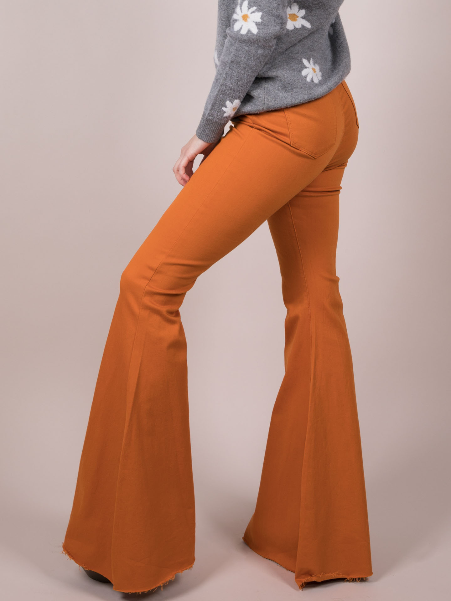 Bright Bell Bottoms Spirit Flares