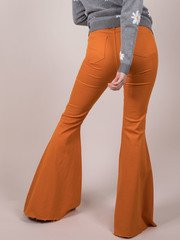 Bright Bell Bottoms Spirit Flares Back