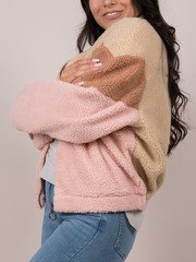 Dreamgirls Jacket Neapolitan Striped Outerwear Front