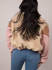 Dreamgirls Jacket Neapolitan Striped Outerwear