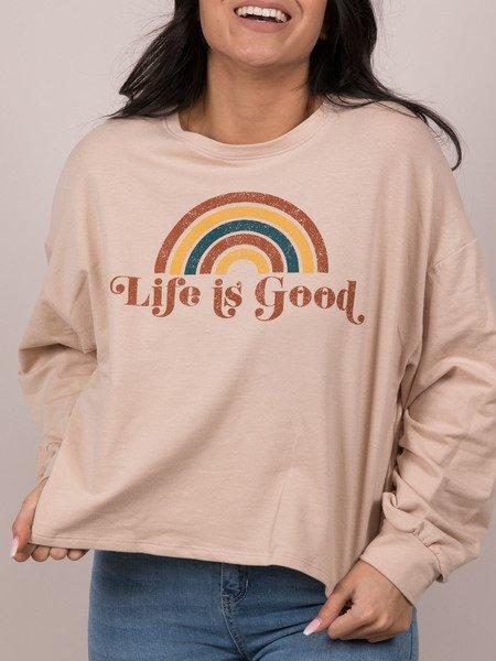 Life Is Good Long Sleeve