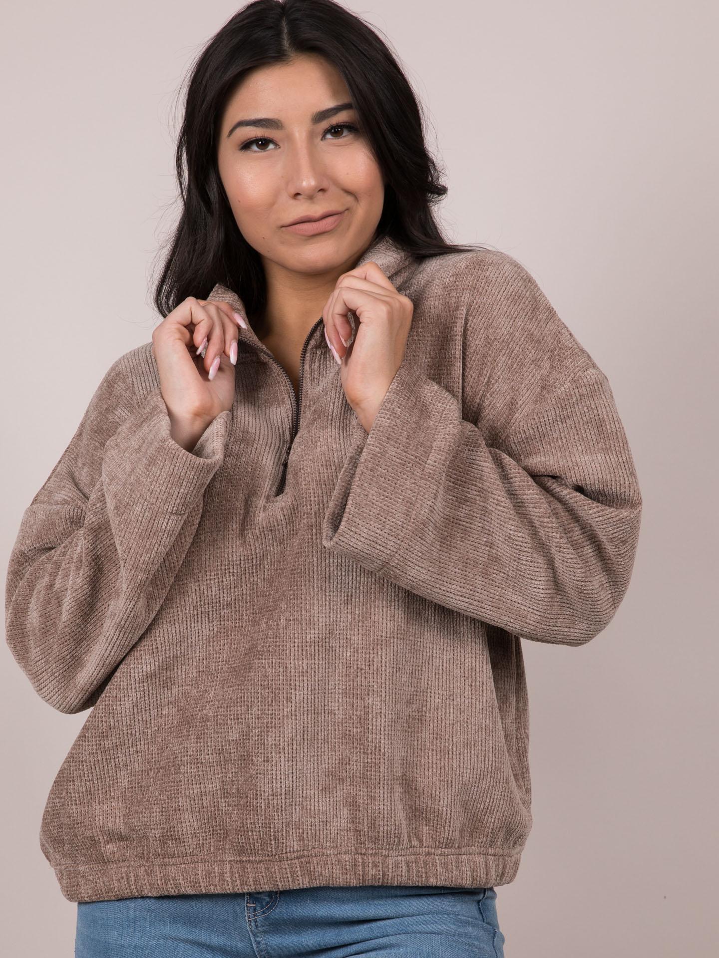 Zaniyah Pullover