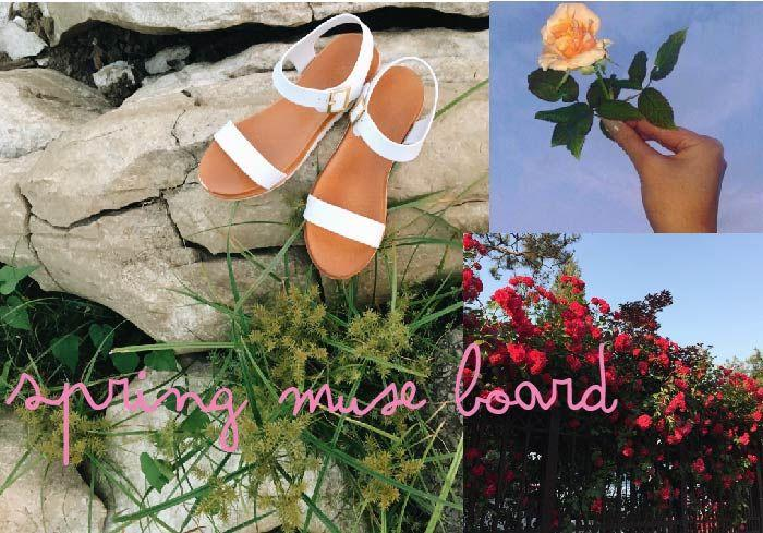 Spring Muse Board Image