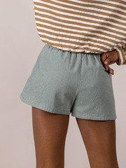 Mckinny Shorts Corduroy Short Shorts Back