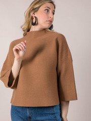 Shauna Structured Sweater