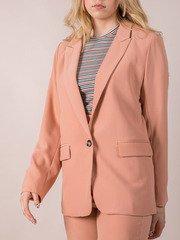 Bright Colored Jacket Blush Holland Blazer