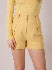 Bright Colored Shorts Mustard Holland Shorts