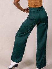 Hunter Jane Pants  Classic Long Bottoms