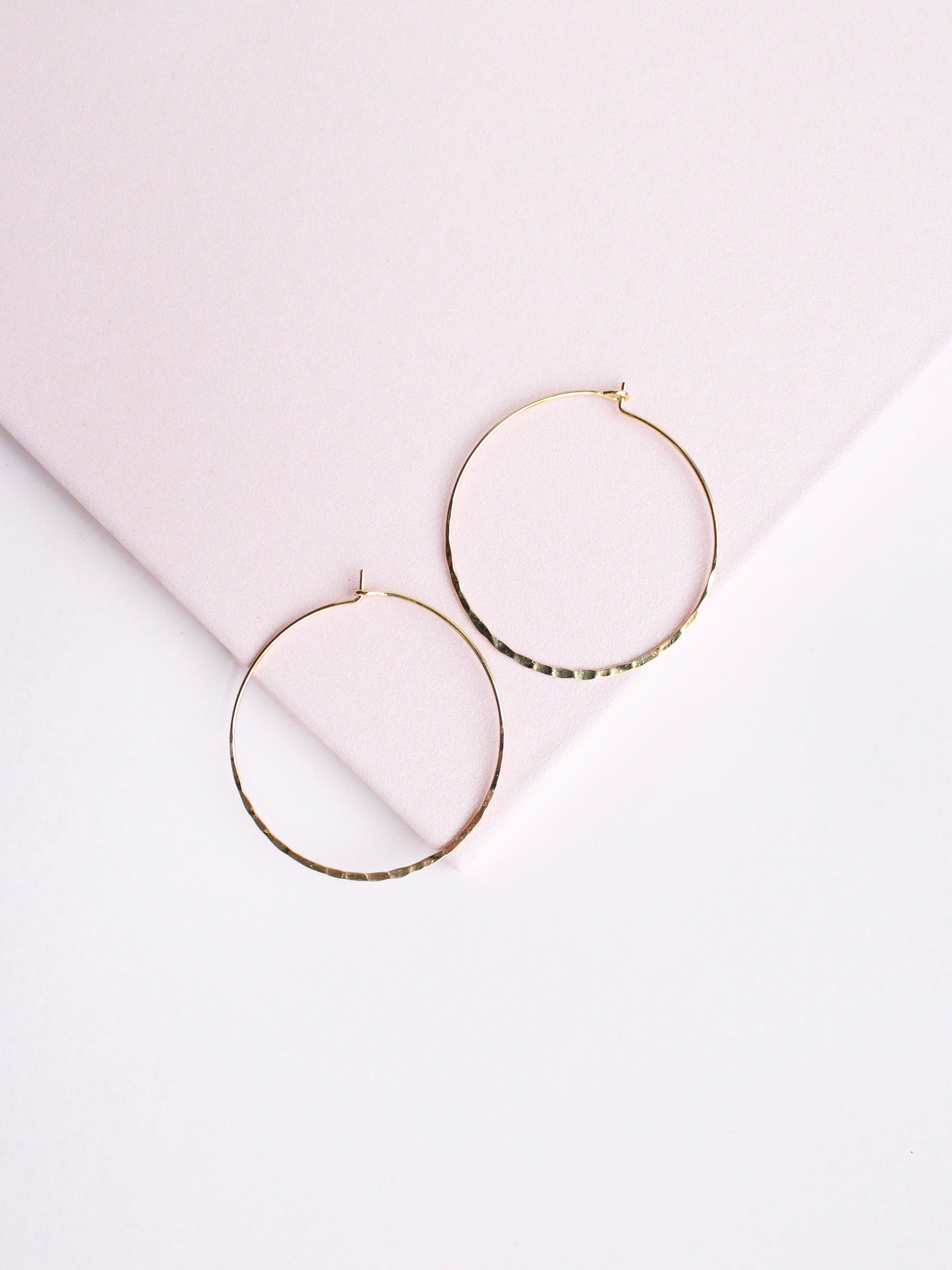 Indented Hoops