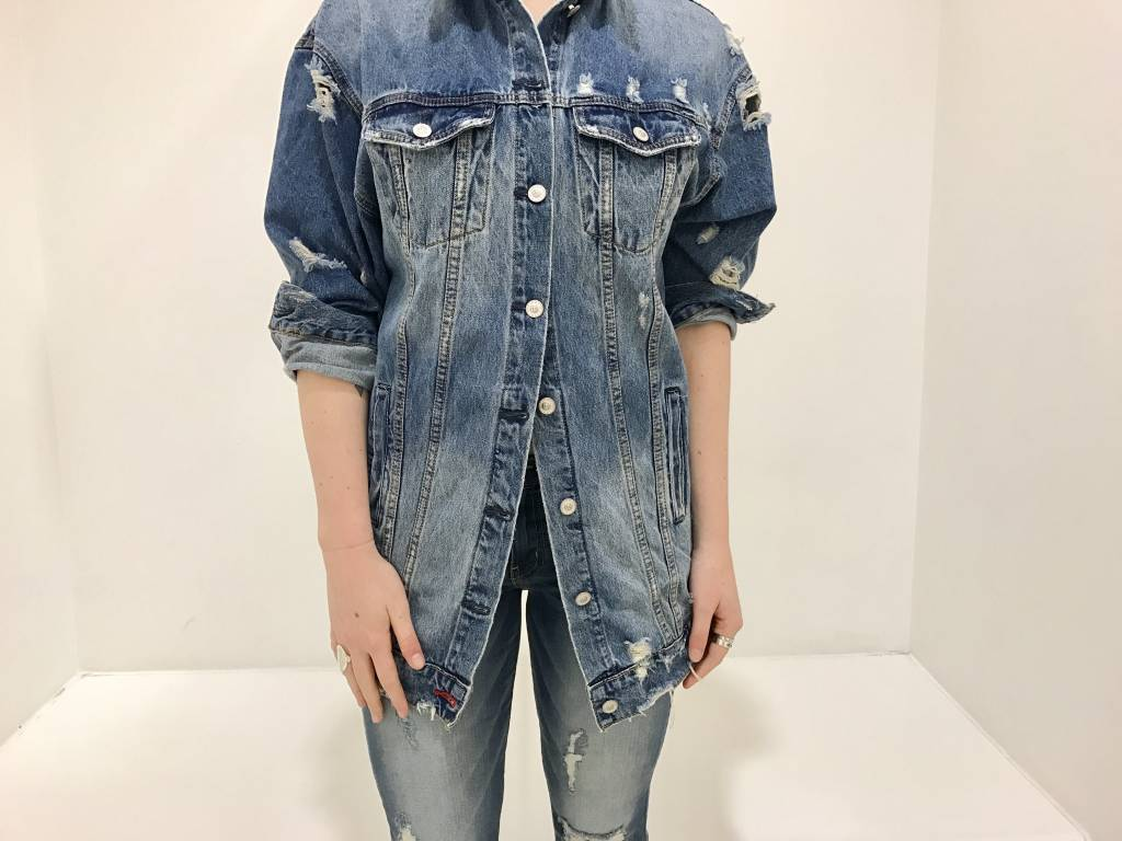 HEY, Wear This! : The Canadian Tuxedo Image