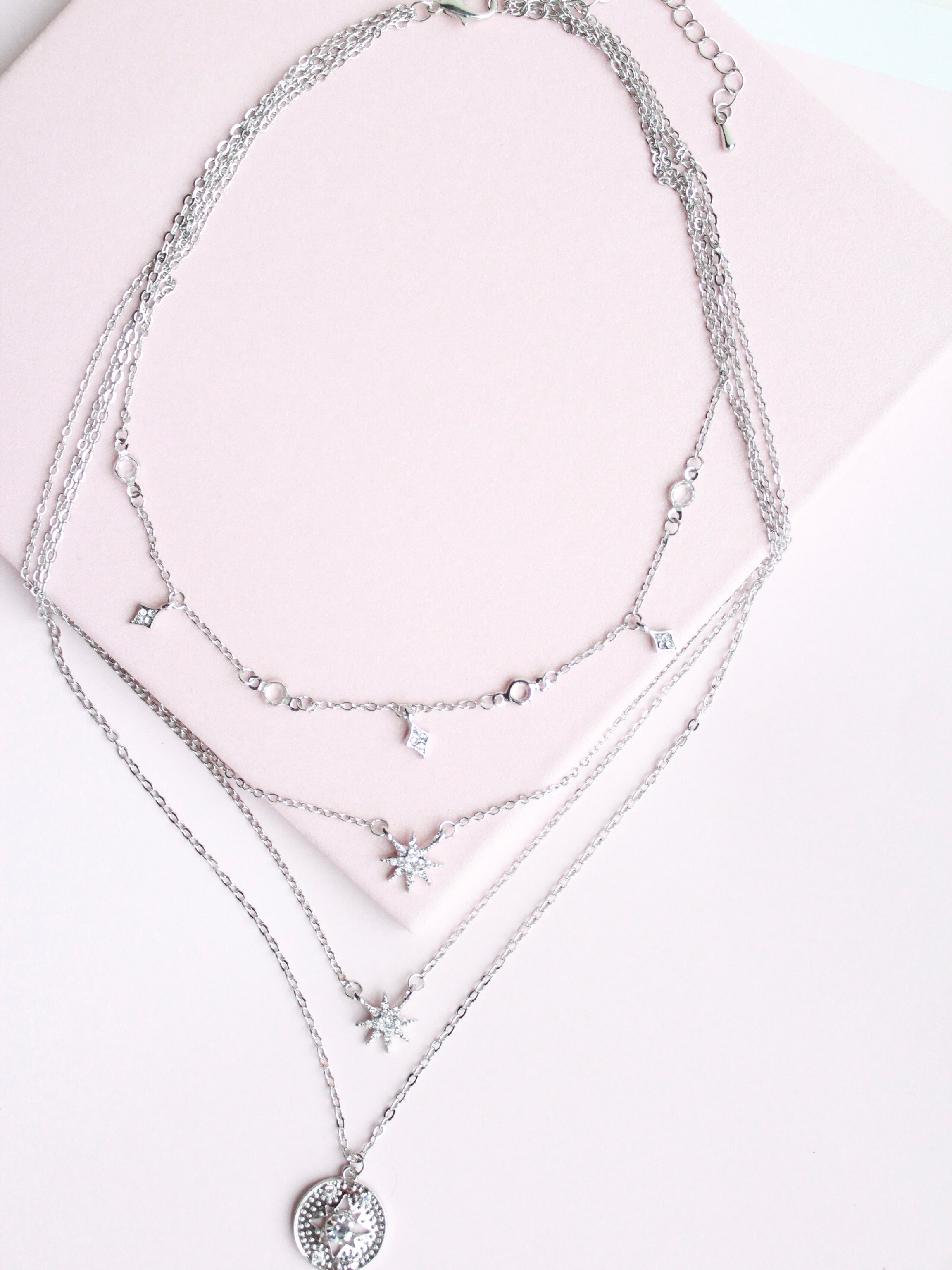 Evening Layer Necklace