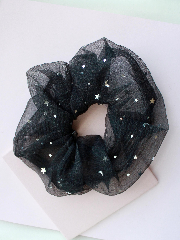Night Style Scrunchies