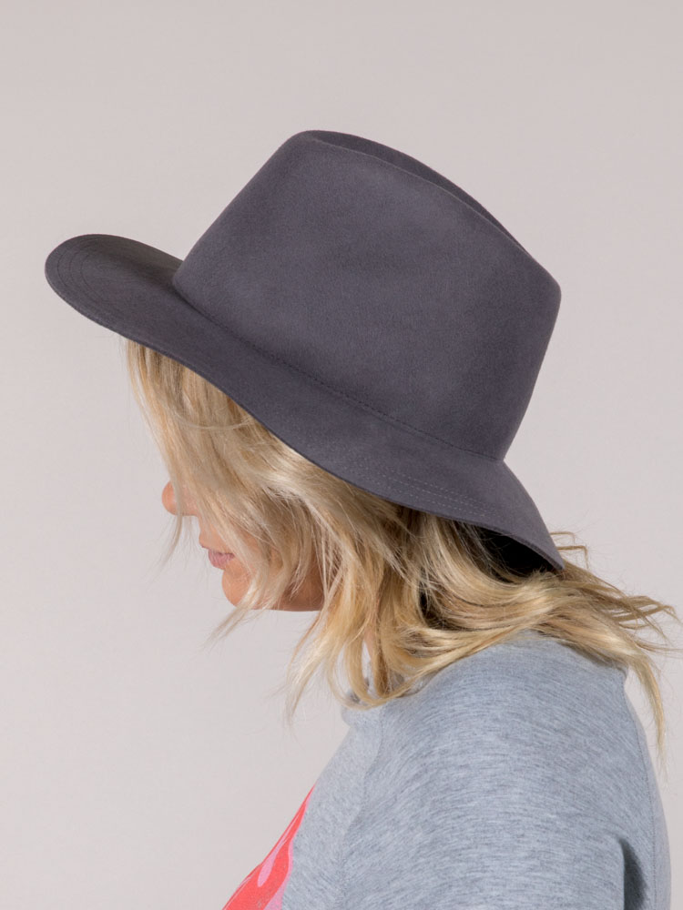 Thin Brim Floppy Chelsea Hat