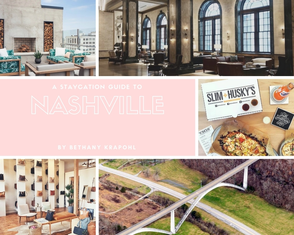Cure Those Spring Blues: a Guide to a Kickass Staycation in Nashville Image
