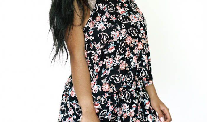 HEY, Wear This!: Floral on Floral Image