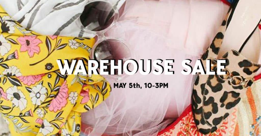 MG Warehouse Sale Image