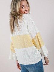 Breathable Summer Sweater Britt Sweater