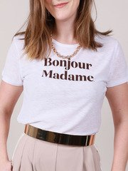 Bonjour Madame Tee