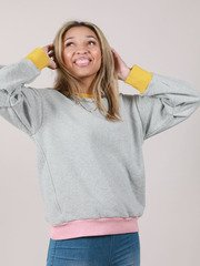 Lola Sweater Color Block Pullover