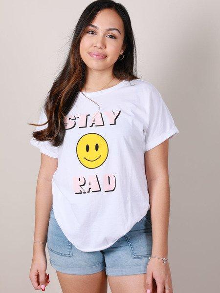 Stay Rad Tee