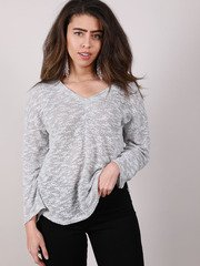 Ingrid VNeck Sweater