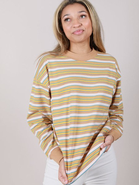 Colley Stripe Long Sleeve