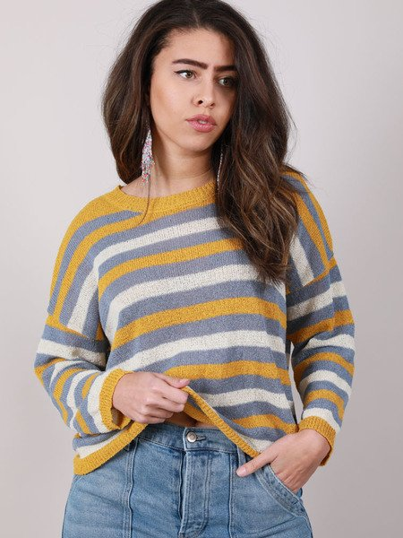 Waverly Stripe Sweater