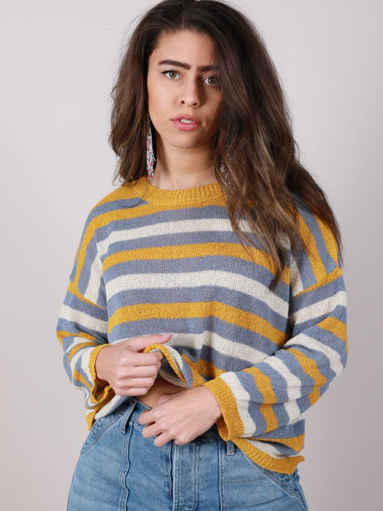 Waverly Stripe Sweater