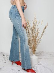 Off Limits Hi-Rise Jeans