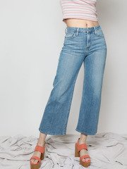 Ayla Wide Leg Denim