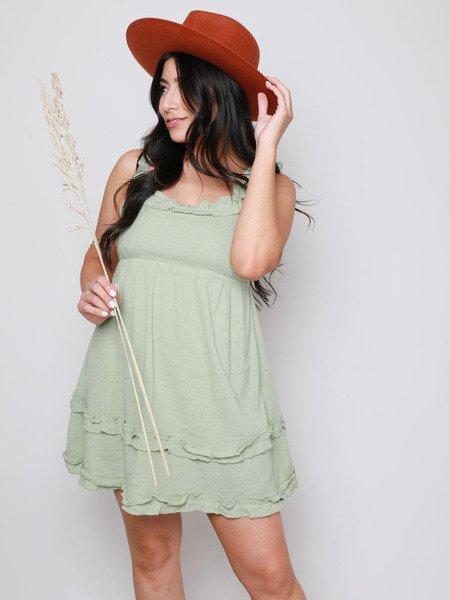Mary Jumper Dress