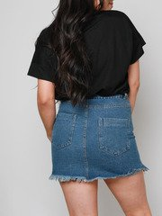 Miranda Denim Skirt