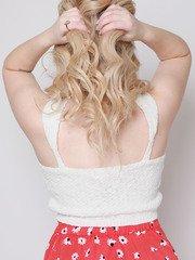 Veeta Knit Top