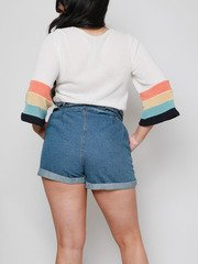 Smith Denim Shorts