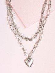 Locket Chain Necklace
