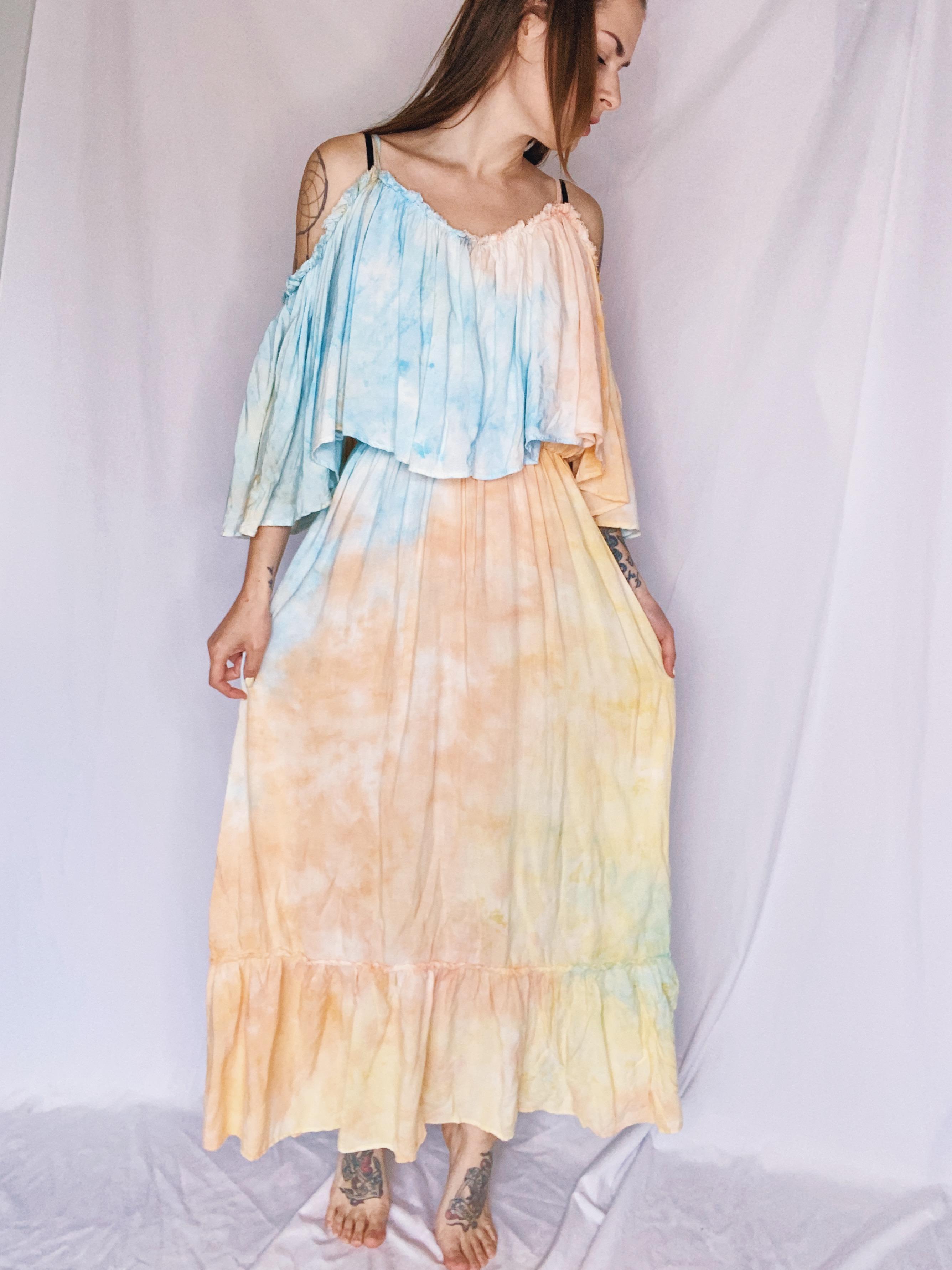 Texi Maxi Dress