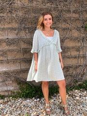Fritta Babydoll Dress
