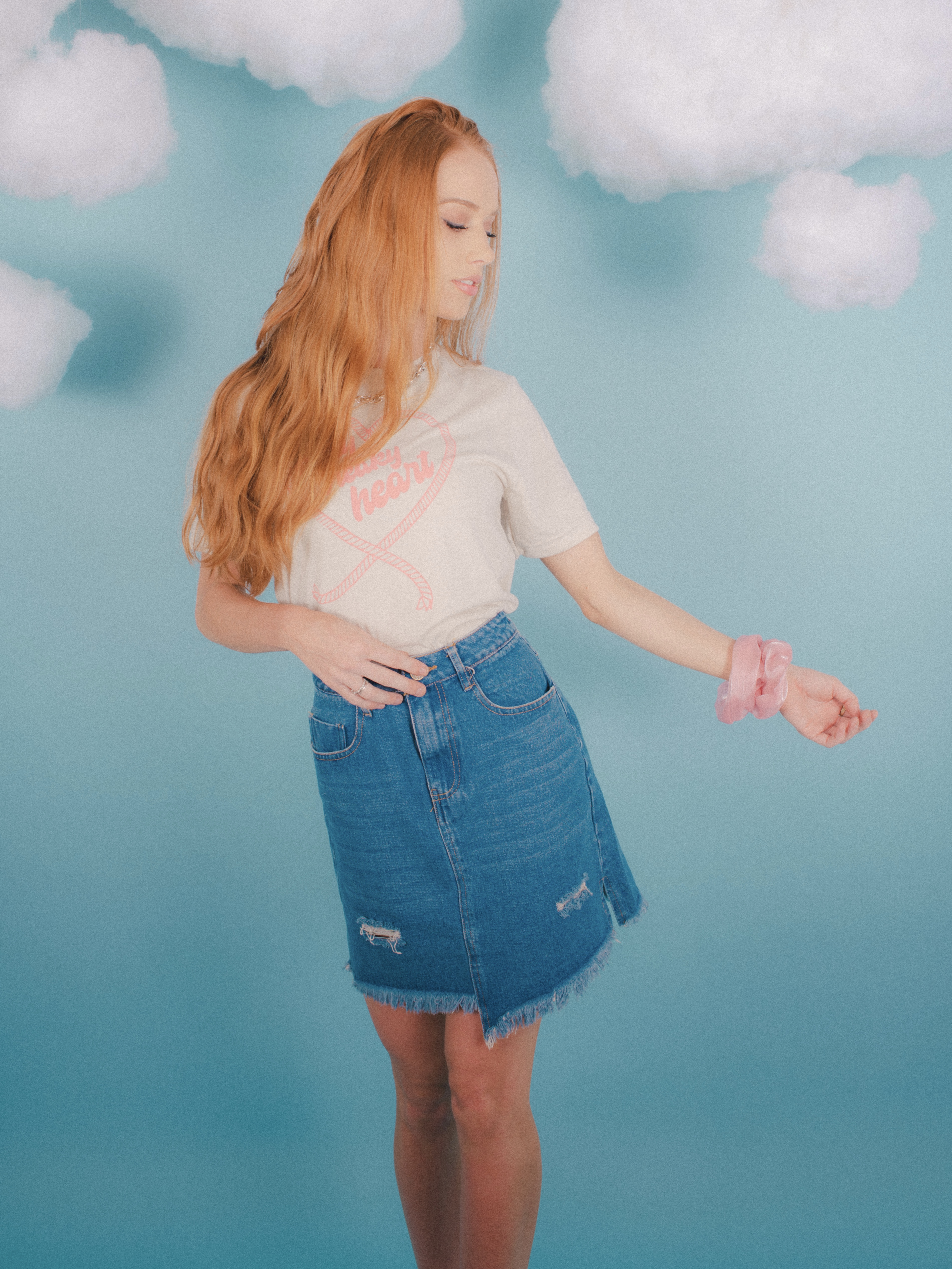 Miranda Denim Skirt