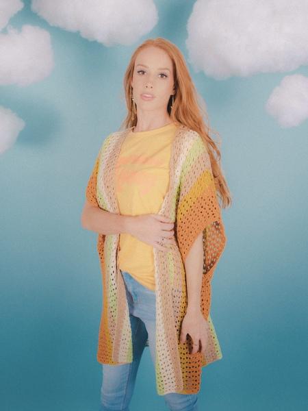Laura Color Kimono