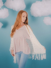 Brea Knit Kimono