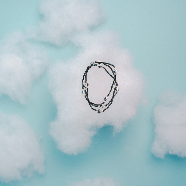 Eye Simple Bracelet Set