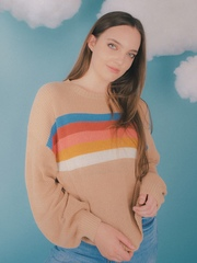 Carrie Color Sweater
