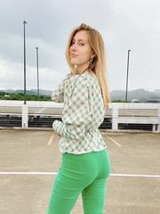 Joanna Puff Sleeve Top