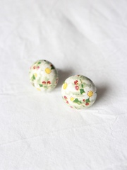 Studmuffin Cherry Earrings