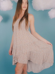 Demi Maxi Skirt