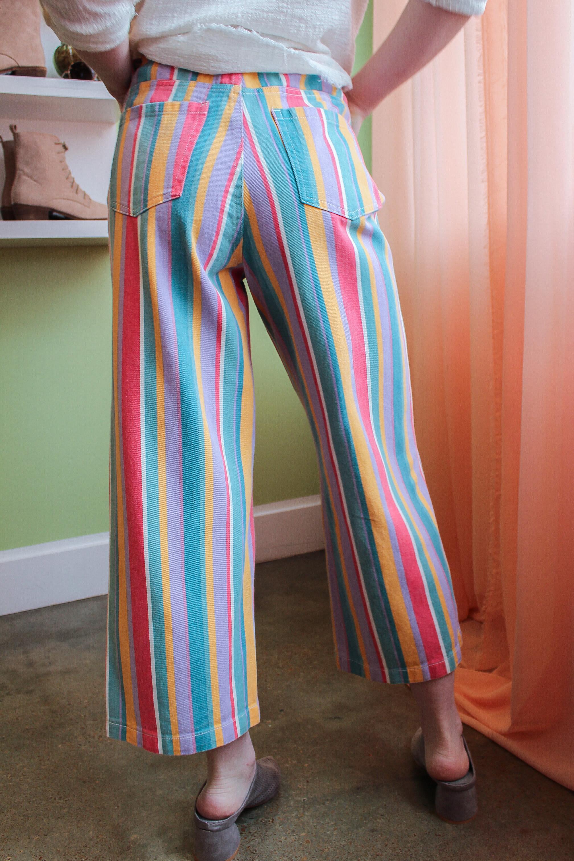 Azelia Jeans Back