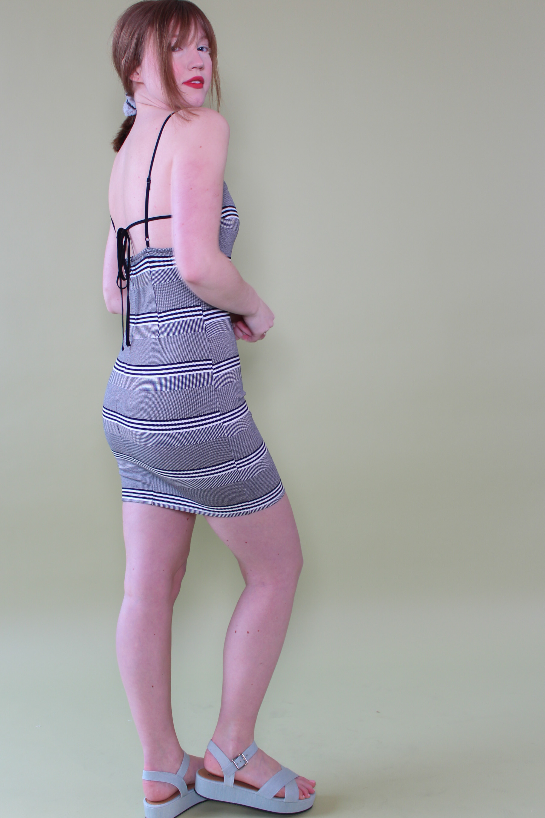 Eden Dress Side